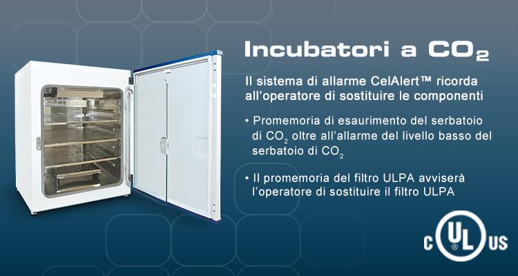 Incubatori a CO2