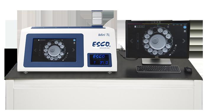 Incubatore Time-Lapse per Embrioni